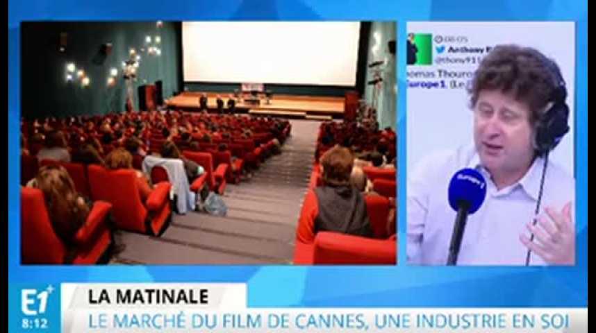 Illustration pour la vidéo Jamais le cinéma français n'a produit autant de films