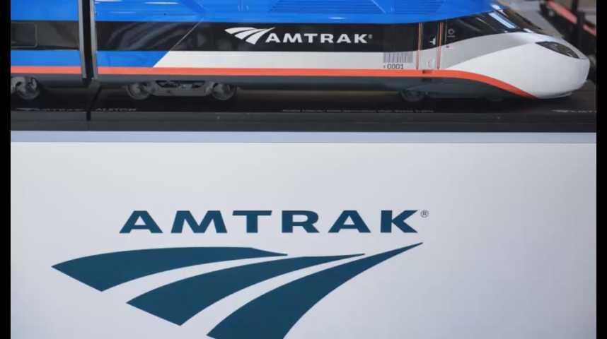 Illustration pour la vidéo L'Avelia Liberty, ce TGV qu'Alstom a vendu aux Etats-Unis