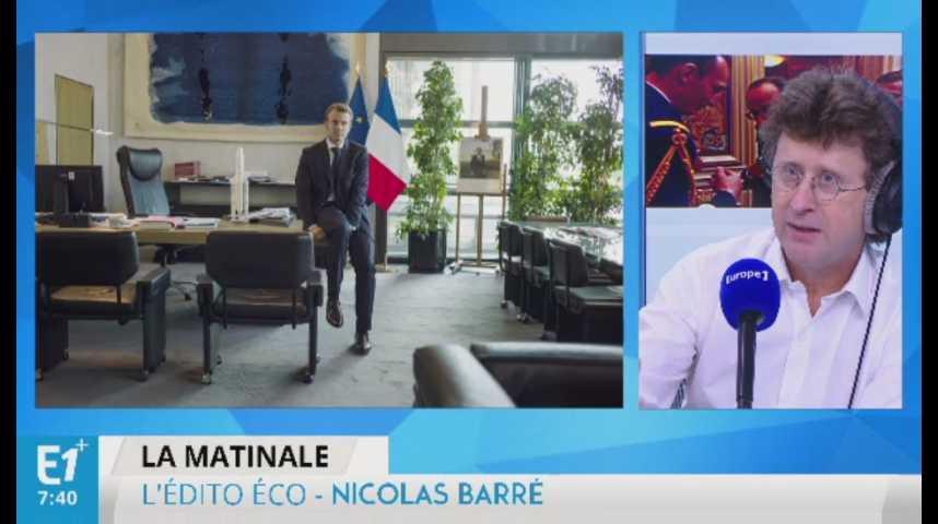 Illustration pour la vidéo Emmanuel Macron : qu'apporte-t-il réellement au débat public ?