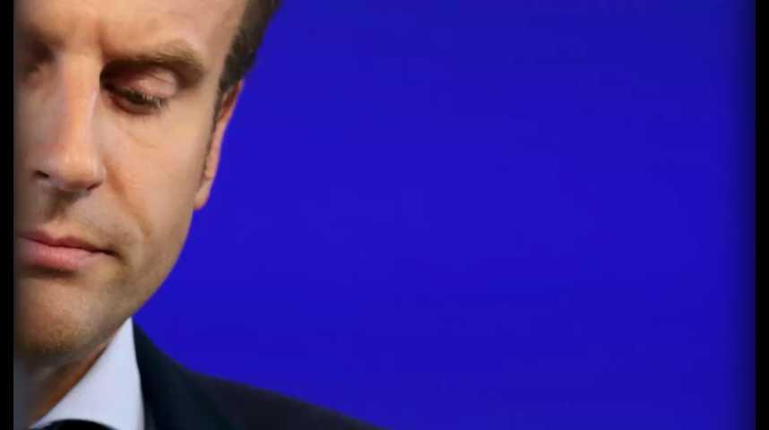 Illustration pour la vidéo Démission d'Emmanuel Macron : de nombreuses réactions politiques