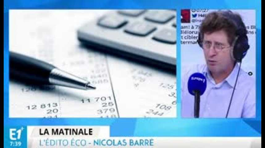 Illustration pour la vidéo Baisse d'impôt pour les classes moyennes : le nouveau geste électoral de François Hollande