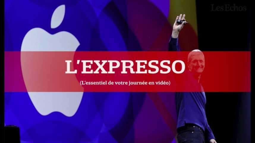 Illustration pour la vidéo L'Expresso du 7 septembre 2016 : le nouvel iPhone pourra-t-il redresser les ventes d'Apple ?