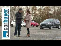 Best small cars - Ford Fiesta vs VW Polo vs Kia Rio - CarBuyer