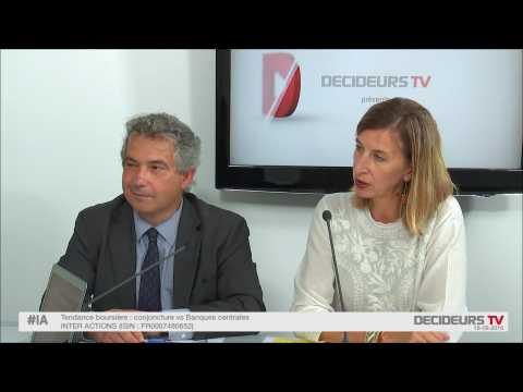 Tendance boursière : conjoncture vs Banques centrales