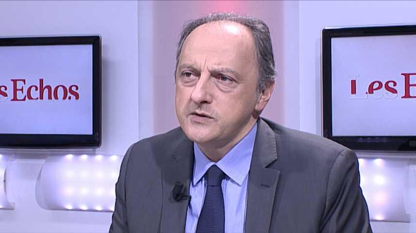 Illustration pour la vidéo Sondages 2017: « Le total Le Pen - Mélenchon dépasse les 40%» (Bernard Sananès, Elabe)
