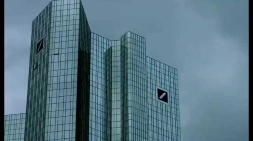 Illustration pour la vidéo Deutsche Bank chute à son plus bas en Bourse depuis 1983