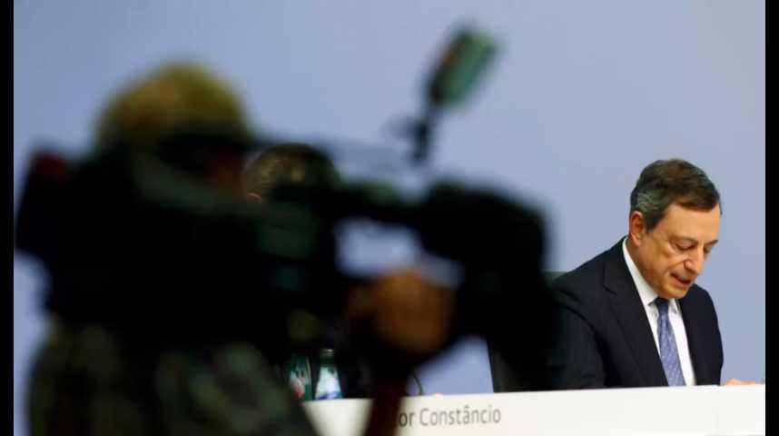 Illustration pour la vidéo BCE : 5 annonces de Mario Draghi à retenir