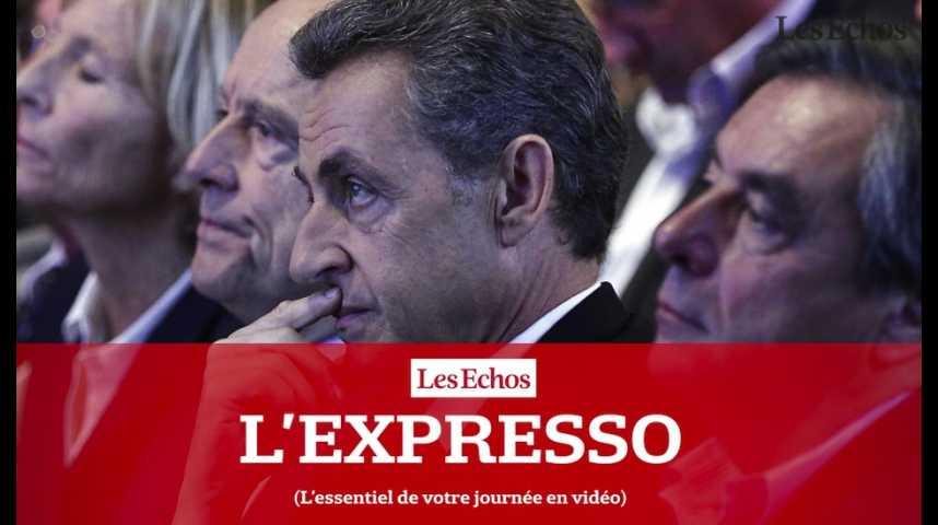 Illustration pour la vidéo L'Expresso du 9 septembre 2016 : Primaire de la droite, qui obtiendra suffisamment de parrainages ?