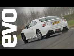 BBR Mazda MX-5 Stage 1 Turbo review   Evo