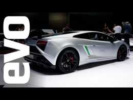 Lamborghini Gallardo Squadra Corse Review Evo