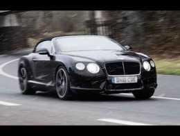 Nhật ký Evo- Đánh giá video Bentley Continental V8 GTC