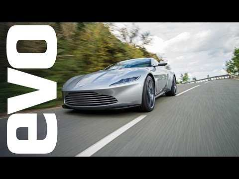 Aston Martin DB10 - What's it like to drive a Bond car?  | evo REVIEW