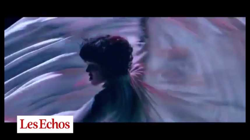 """Illustration pour la vidéo Poignante """"Danseuse"""", au cinéma cette semaine"""