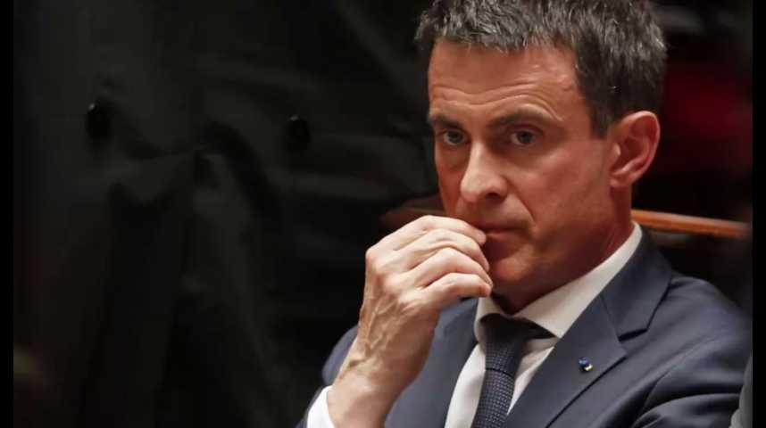 Illustration pour la vidéo Manuel Valls annonce une baisse partielle de l'impôt sur les sociétés