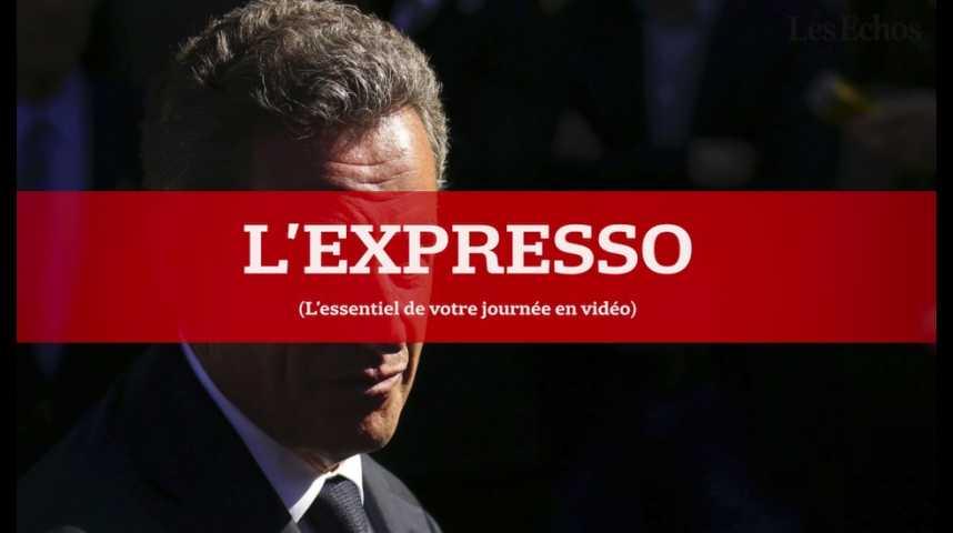 Illustration pour la vidéo L'Expresso du 25 août 2016 : Nicolas Sarkozy organise son premier meeting de campagne...