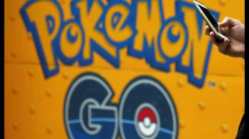 Illustration pour la vidéo Pokemon Go : 15 millions de joueurs en moins en un mois