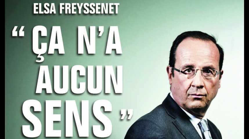 Illustration pour la vidéo « François Hollande est déterminé à tout faire pour être candidat »