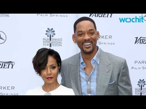 Will Smith and Jada Pinkett Spotted at Family Wedding