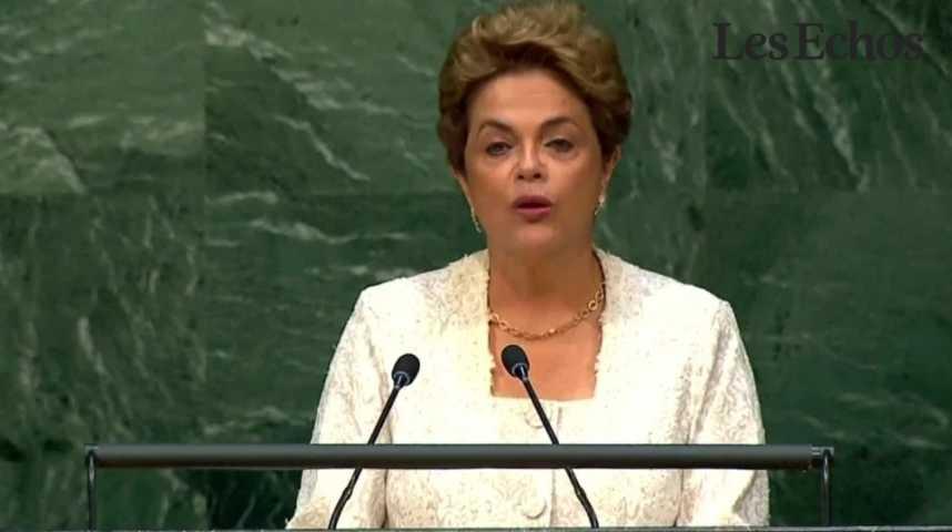 Illustration pour la vidéo Brésil : la destitution de Dilma Rousseff ouvre une crise diplomatique régionale
