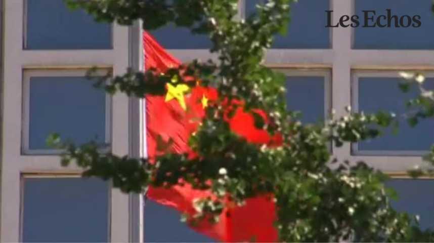 Illustration pour la vidéo L'économie chinoise donne des signes de stabilisation