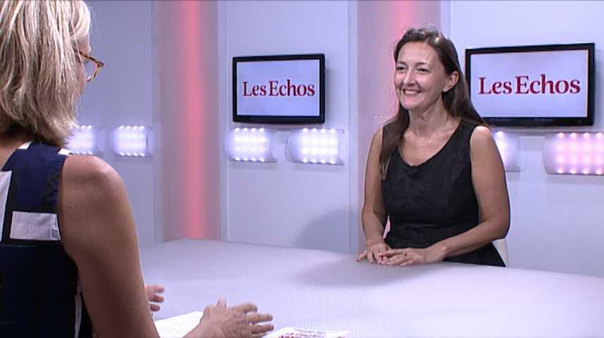 """Illustration pour la vidéo Karine Berger : """"L'Etat doit défendre la culture française en menant l'offensive sur Internet"""""""
