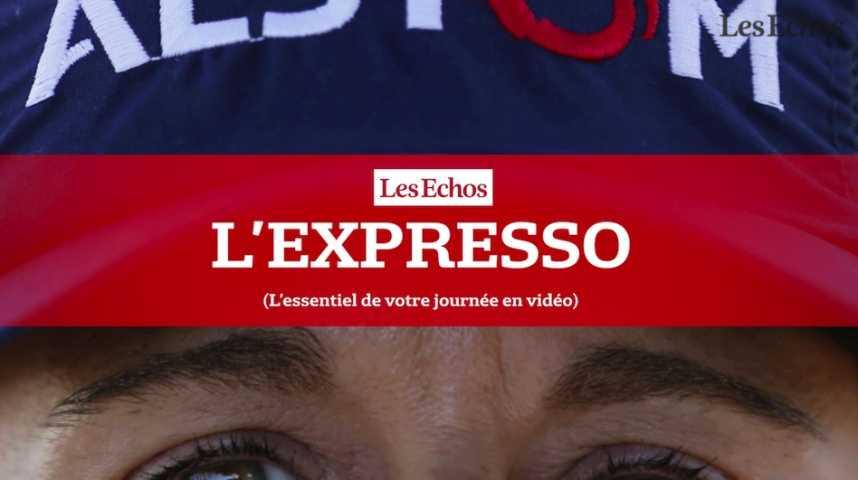 Illustration pour la vidéo L'Expresso du 12 septembre 2016 : Alstom, réunion à l'Elysée pour sauver le site de Belfort...