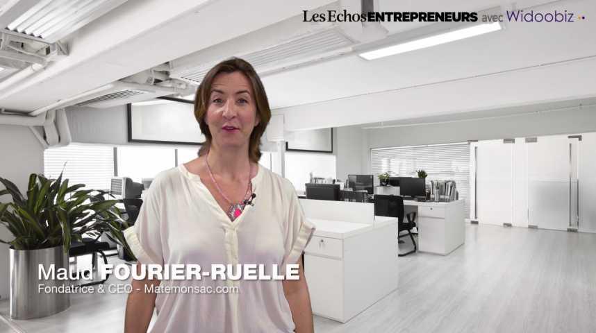 Illustration pour la vidéo « Les gens m'appellent comme ma marque », Maud Fourier-Ruelle de Matemonsac
