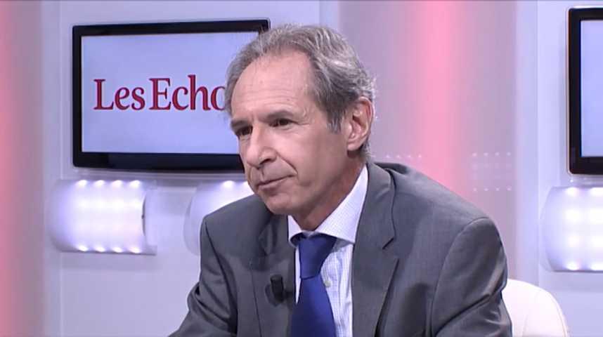"""Illustration pour la vidéo Secteur pétrolier : """"les investissements vont probablement chuter de 25% en 2016"""" (Philippe Crouzet, Vallourec)"""