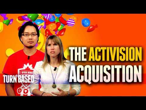 The Activision Acquisition - TURN BASED Game News