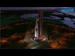 NASA Completes Review for Space Launch System