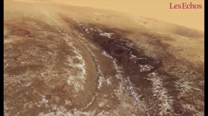 Illustration pour la vidéo Découvrez Mawrth Vallis, la vallée fluviale de Mars