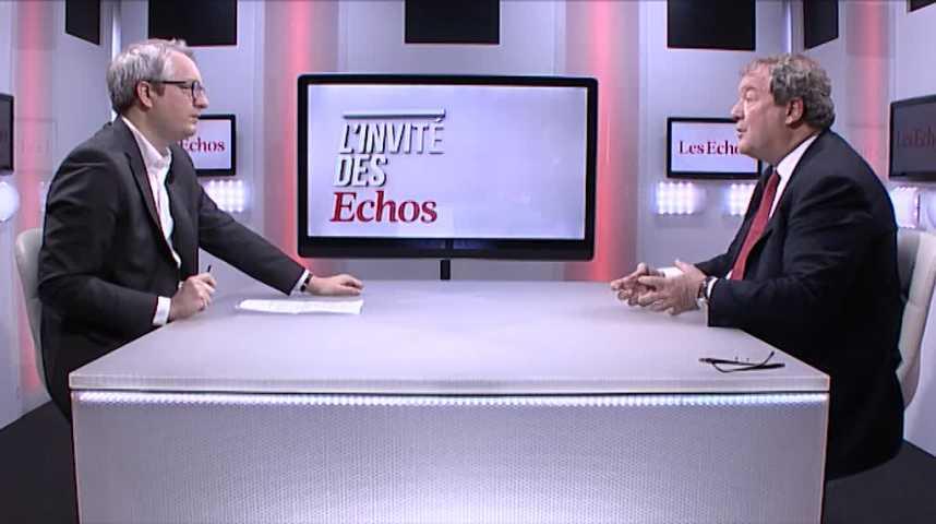 Illustration pour la vidéo Grégoire Sentilhes, président de NextStage, défend son introduction à la Bourse de Paris