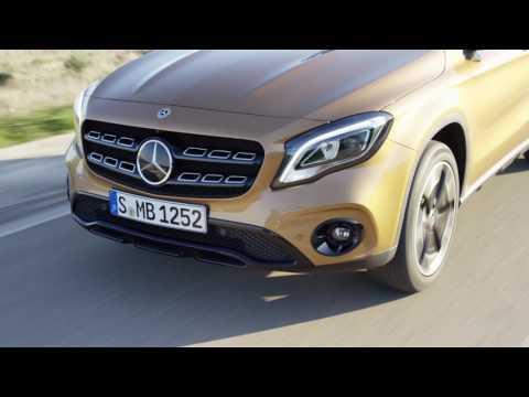 Mercedes-Benz GLA 220 d 4MATIC - Driving Video Trailer | AutoMotoTV