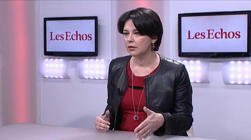 """Illustration pour la vidéo """"Je porte une partie du bilan de François Hollande"""" (Sylvia Pinel)"""