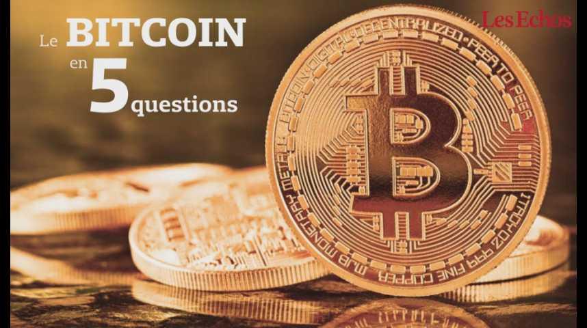 Illustration pour la vidéo Tout comprendre au bitcoin en 3 minutes