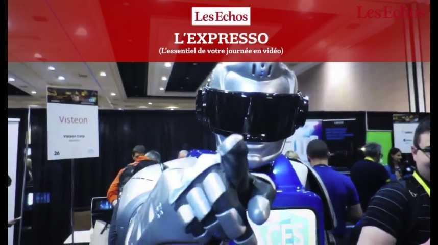 Illustration pour la vidéo CES 2017 : la French Tech à l'assaut de Las Vegas