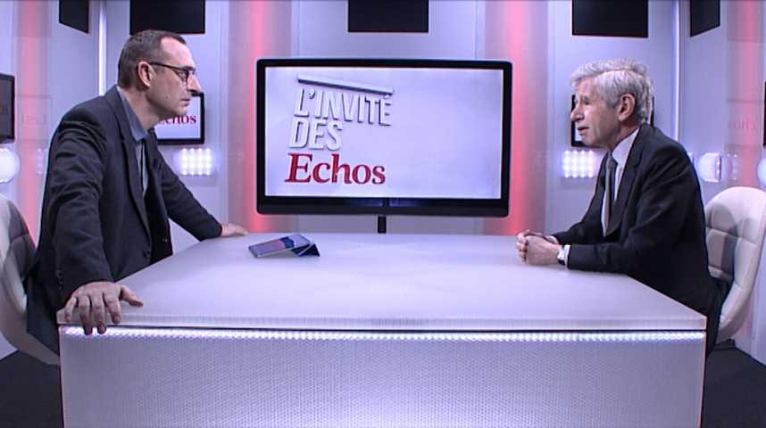 """Illustration pour la vidéo """"Le problème de Fillon, c'est de se Juppé-iser"""", considère Alain Minc"""