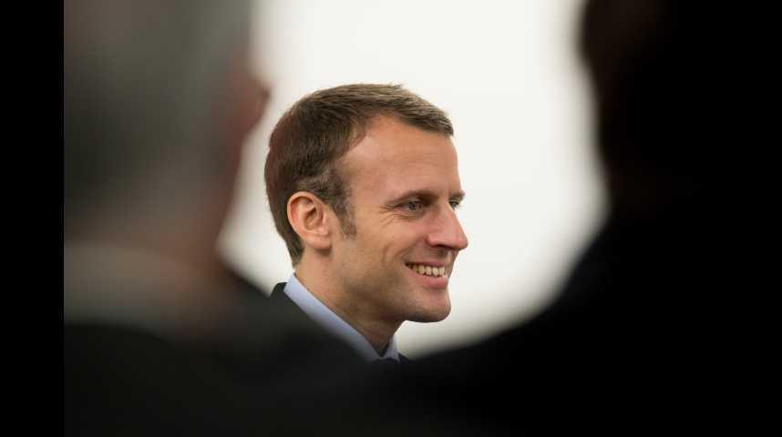 """Illustration pour la vidéo Présidentielle : """"La dynamique Macron se confirme"""""""