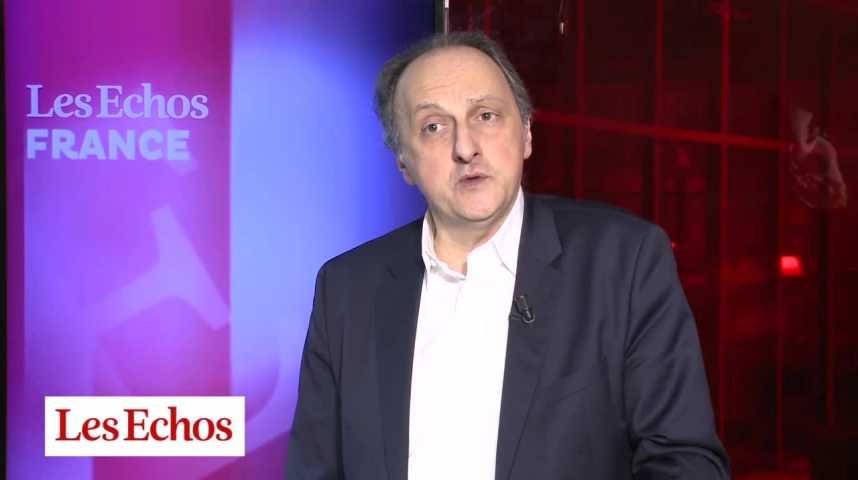 Illustration pour la vidéo Intentions de vote : fin de l'état de grâce pour Fillon