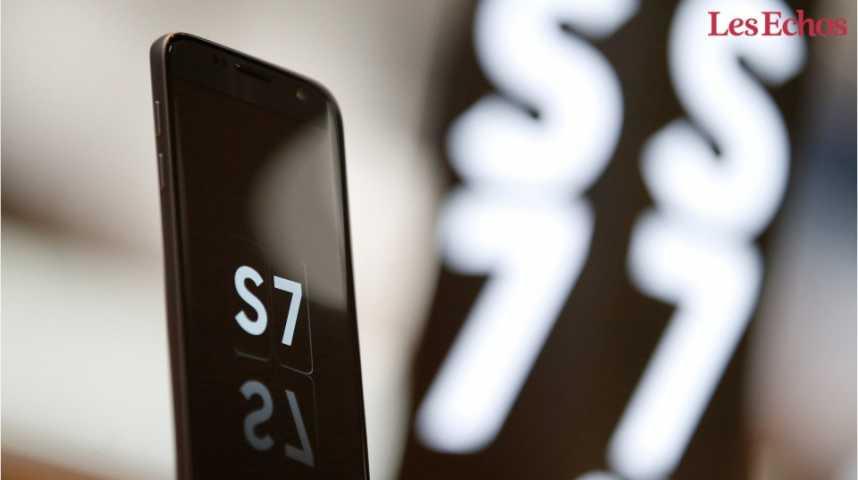 Illustration pour la vidéo Galaxy Note 7 : Samsung ne connaît finalement pas la crise