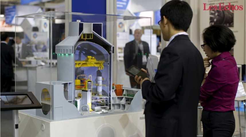 Illustration pour la vidéo Toshiba plombé par sa filiale nucléaire Westinghouse
