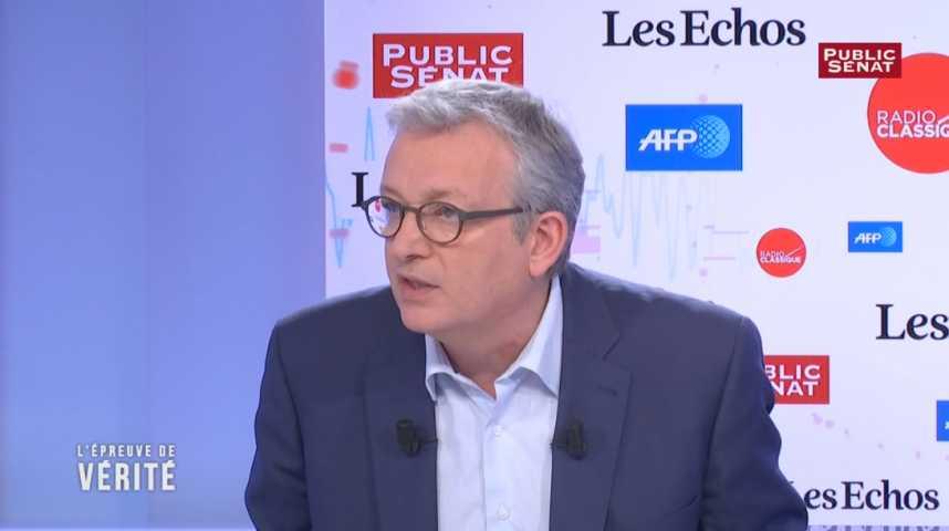 Illustration pour la vidéo Pierre Laurent : «Les communistes ont toujours été un trait d'union pour la gauche»