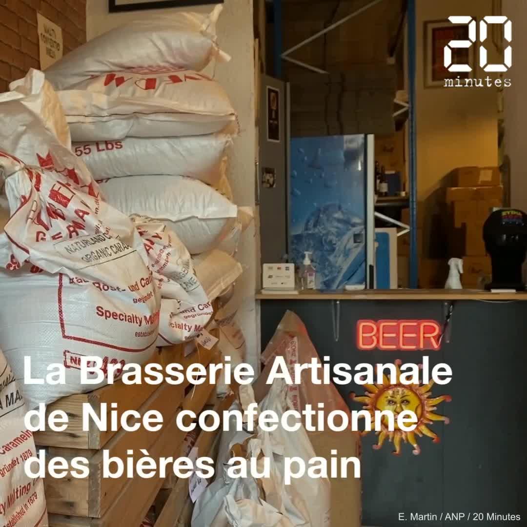 Du pois chiche au pain, la bière de la Brasserie Artisanale de Nice a soif de challenge