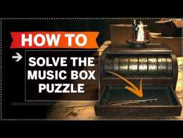 How to solve the Music Box in Resident Evil Village