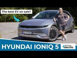 New 2021 Hyundai Ioniq 5 electric car review – DrivingElectric