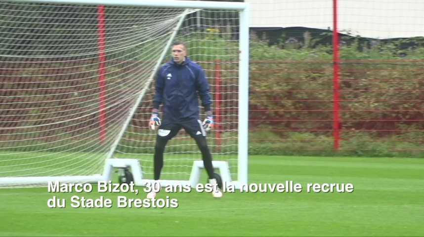Thumbnail Marco Bizot : un nouveau gardien dans les buts du SB29