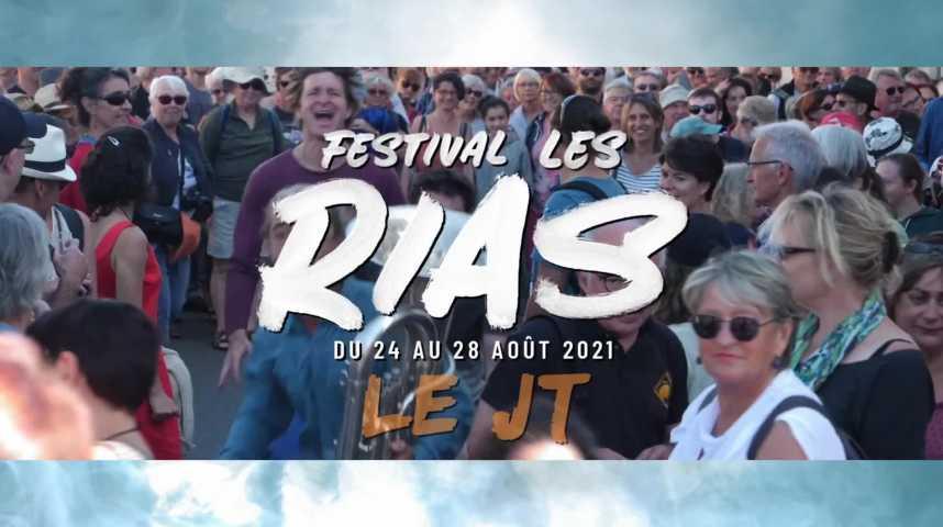 Thumbnail JT spécial du Festival Les Rias - Tébéo Tébésud