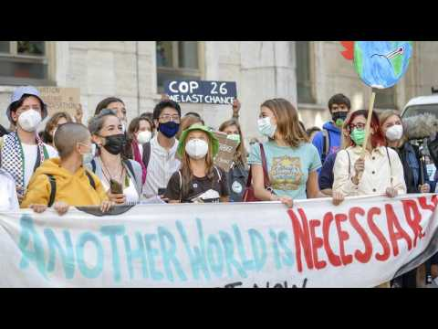 COP26: World leaders prepare climate commitments in run up to summit