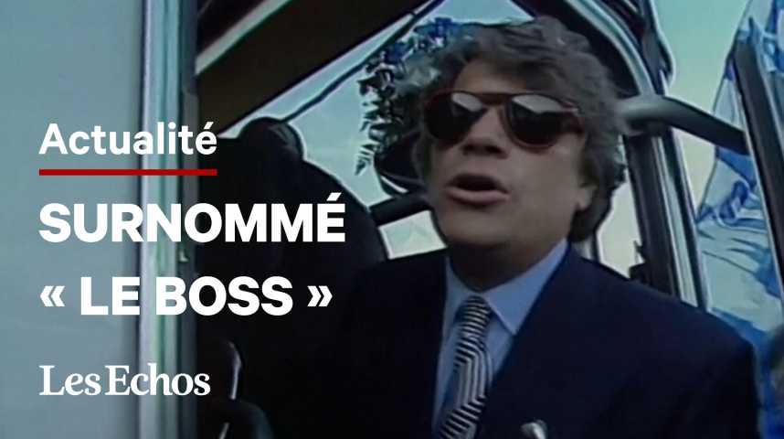 Illustration pour la vidéo En images : Quand l'OM de Bernard Tapie remportait la Ligue des champions