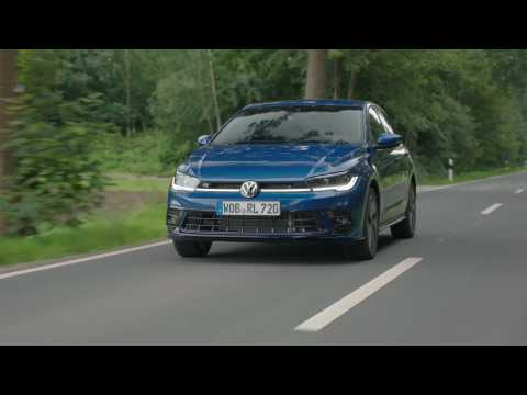 The new Volkswagen Polo R-Line Driving Video